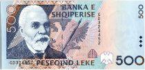 Albania 500 Leké - Ismael QUEMALI (1844-1919) - 1996
