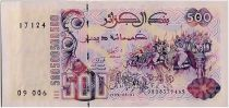 Algeria 500 Dinars  1992 -  Hannibal