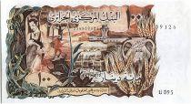 Algérie 100 Dinars  - Paysan, gazelle - 01-11-1970 Série U.095