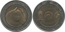Algérie 100 Dinars Cheval - 2000