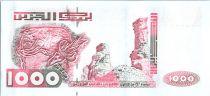 Algérie 1000 Dinars - Grotte de Tassili - 1998
