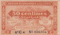 Algérie 50 Centimes - 1944 - Séries variées - Figuier