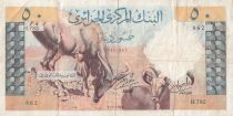 Algérie 50 Dinars - 1964 - TTB - P.124a