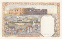 Algérie 50 Francs Couple - 03-04-1945 - Série U.1854