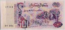 Algérie 500 Dinars  1992 -  Hannibal