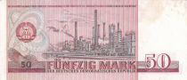 Allemagne (RDA) 50 Mark Freiderich Engels - 1971 - TTB +