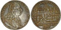 Allemagne 1/2 Thaler Joseph II - Regensburg - 1782