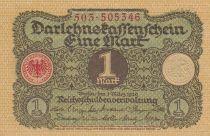 Allemagne 1 Mark - 1920 - P.58 - Neuf