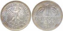 Allemagne 1 Mark Aigle Impérial - 1981 D