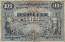 Allemagne 100 Mark Femmes, enfants - 01-01-1900 - B-1505968