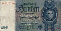 Allemagne 100 Reichsmark 1933 - Séries diverses