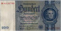 Allemagne 100 Reichsmark 1933 - Séries G - NEUF