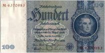 Allemagne 100 Reichsmark 1933 - Séries G