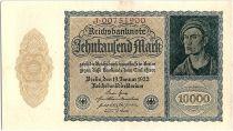 Allemagne 1000 Mark Portrait par Durer - 1922 - SUP +  - P.72 - Série J