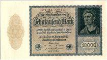 Allemagne 1000 Mark Portrait par Durer - 1922 - SUP  - P.72 - Série Q