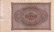 Allemagne 100000 Mark Gisze