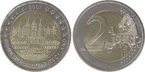 Allemagne 2 Euro Mecklenburg  - 2007