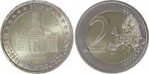 Allemagne 2 Euro Saarland  - 2009
