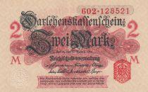Allemagne 2 Mark  - 1914 - P.53 - SPL