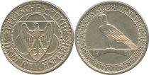 Allemagne 3 Reichsmark Aigle