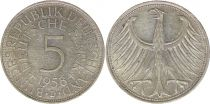 Allemagne 5 Mark 1958Aigle Impérial - BundesRepublik Deutschland