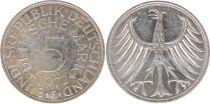 Allemagne 5 Mark Aigle Impérial - 1972