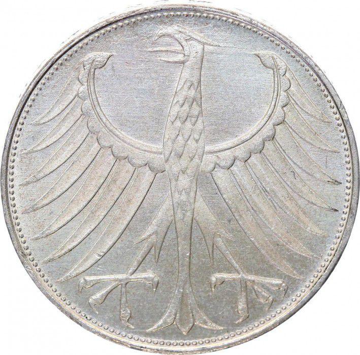 Allemagne 5 Mark Aigle Impérial - 1973 G