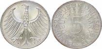 Allemagne 5 Mark Aigle Impérial - 1973 J