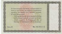 Allemagne 5 Reichsmark - 1934 Série E - P.207 - Neuf