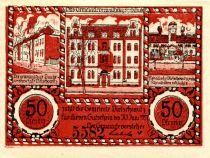 Allemagne 50 Pfennig, Bielschowitz - notgeld 1921 - NEUF