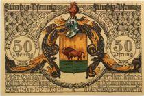 Allemagne 50 Pfennig, Schleiz - notgeld 1921 - P.NEUF