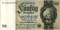 Allemagne 50 Reichsmark 1933 - Série C - SPL - P.182