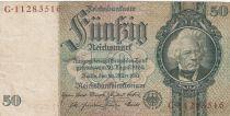 Allemagne 50 Reichsmark 1933 p182a
