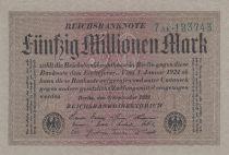 Allemagne 500 000 000 Mark 1923 p109a