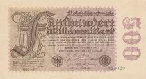 Allemagne 500 000 000 Mark 1923 p110d