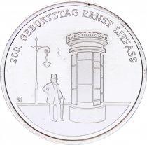 Allemagne NEW.2016 20 Euro, Allemagne 20 euros - 200. Geburstag Ernst Litfass - 2016