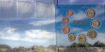 Andorre Série 8 pièces Euros Andorra BU 2015