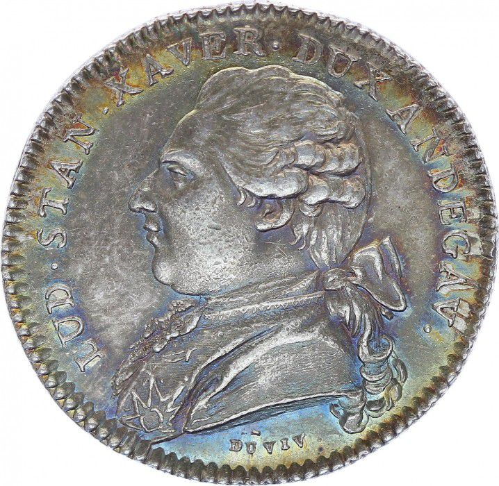 Angers - Charles Felix Claveau - 1789