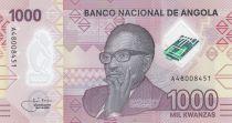 Angola 1000 Kwanzas A.A. Neto - 2020 - Polymer - UNC