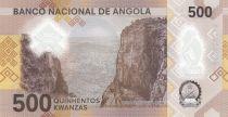 Angola 500 Kwanzas A.A. Neto - 2020 - Polymer - Neuf