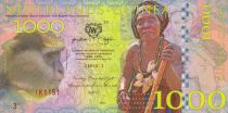 Animals 1000 Gulden, Woman - Baboon 2016