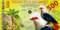 Animals 500 Gulden, Alectroenas - Boat - 2016