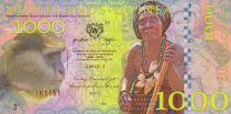 Animaux 1000 Gulden, Femme - Babouin 2016
