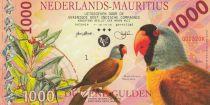 Animaux 1000 Gulden, Mascarin - Voilier - 2016
