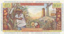Antilles Françaises 10 NF Jeune Antillaise - 1963 Série X.2 - Neuf