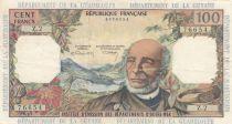 Antilles Françaises 100 Francs Victor Schoelcher - ND (1964) - Série Z.2 - TTB