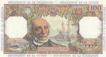 Antilles Françaises 100 Francs Victor Schoelcher - ND 1964 Série F.3