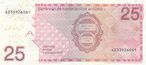 Antilles Néerlandaises 25 Gulden 2016 - Flamand Rose