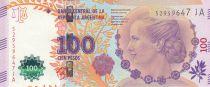 Argentine 100 Pesos Eva Peron (Evita) - 2017