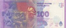 Argentine 100 Pesos Eva Peron (Evita) - Série A 2012